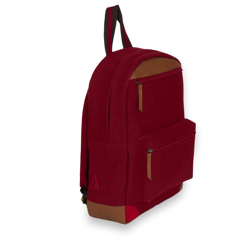 backpack artilion rouge artilion